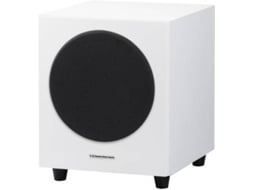 Subwoofer Ativo WHARFEDALE D8 Branco — 70 W