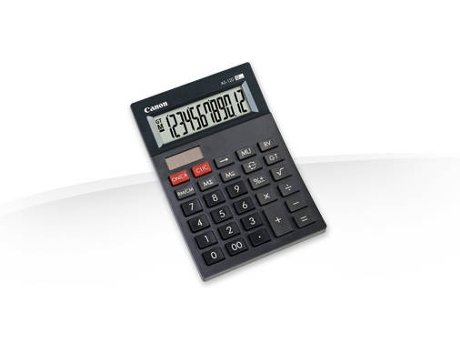 Calculadora CANON AS-120 HB EMEA — Calculadora | Básica