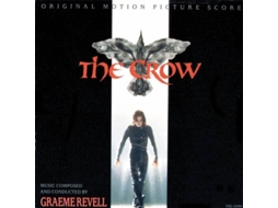 CD Graeme Revell - The Crow (Original Motion Picture Score)