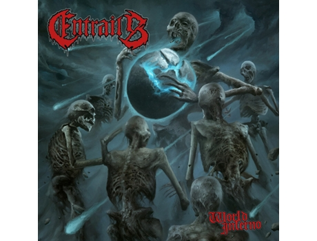 CD Entrails  - World Inferno