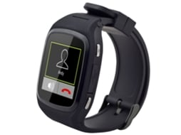 Smartwatch MY KRONOZ Zesplash Preto — Bluetooth | 280 mAh | Android e iOS