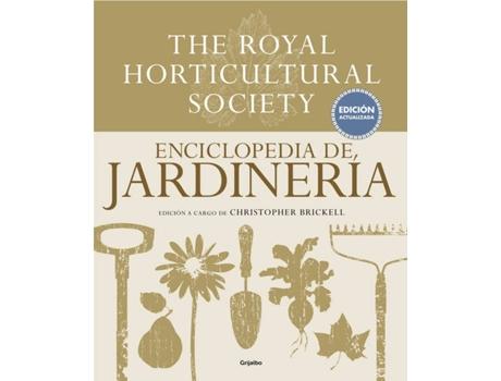 Marca do fabricante - Livro Enciclopedia De La Jardinería