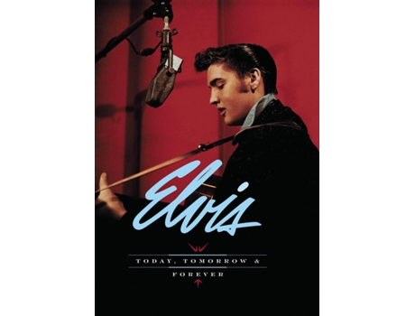 CD Elvis Presley - Today, Tomorrow and Forever — Pop-Rock