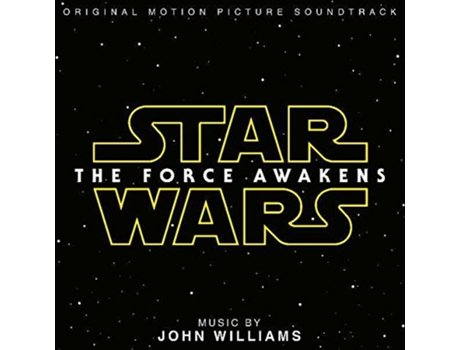 Vinil John Williams - Star Wars: The Force Awakens — Pop-Rock