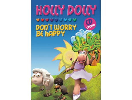 DVD Holly Dolly - Don't Worry Be Happy — Infantil