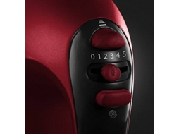 Batedeira RUSSELL HOBBS 18966-56 Desire Red (5 velocidades - 380 W) — 5 velocidades | 380 W