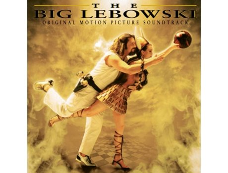 Vinil Varios - The Big Lebowski OST — Banda Sonora