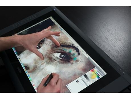 Mesa Digitalizadora Wacom Mesa Digwacom Cintiq 22hd Touch Pen