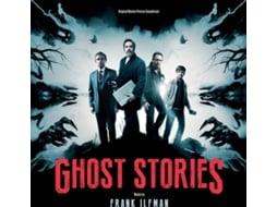 CD OST/Ilfman,Frank - Ghost Stories (O.S.T.) (1CD)