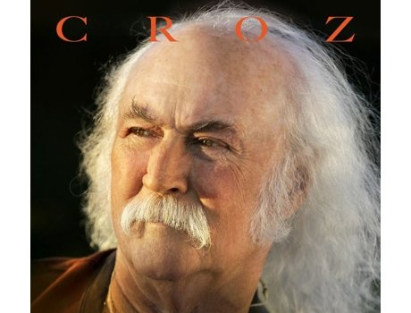 Vinil David Crosby - Croz — Pop-Rock