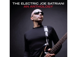 CD Joe Satriani -The Electric Joe Satri — Pop-Rock