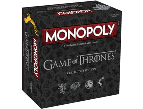 Jogo ELEVEN FORCE Monopoly Game of Thrones