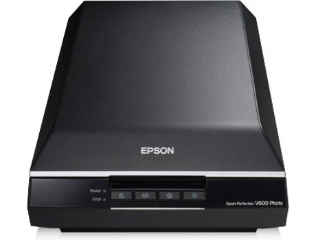 Scanner EPSON Perfection V600 Photo — Scanner de Mesa