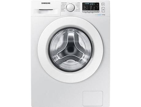 Máquina de Lavar Roupa SAMSUNG WW80J5355MW (8 kg - 1200 rpm - Branco)