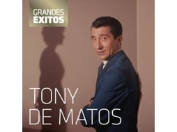 CD Tony De Matos-Grandes Êxitos — Fado