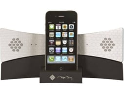 Auscultador e Coluna NATIVE-UNION Honeycomb Bt — Bluetooth