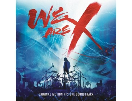 CD X Japan - We Are X Soundtrack — Metal / Hard