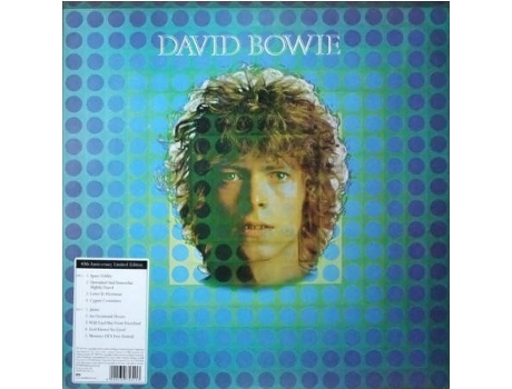 Vinil David Bowie - Space Oddity Space Oddity 40Th Anniversary Edition — Pop-Rock