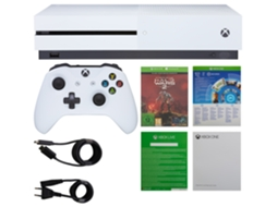 Consola XBOX ONE Halo Wars 2 Ultimate (1 TB - Branco) — 1 TB