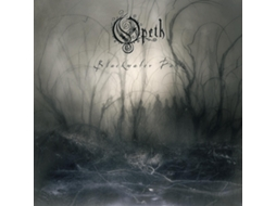 CD Opeth Blackwater Park — Pop-Rock