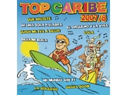 CD Vários - Top Caribe 2007/2008 — Música do Mundo