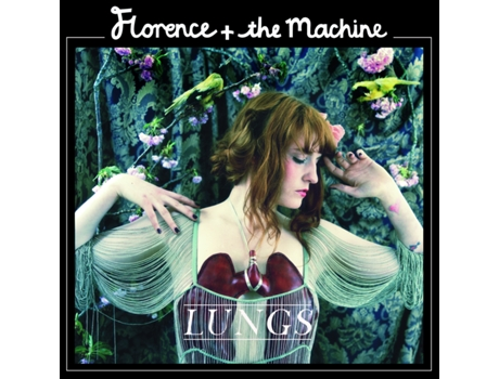 CD Florence & the Machine - Lungs — Pop-Rock
