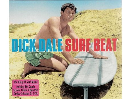 CD Dick Dale - Surf Beat