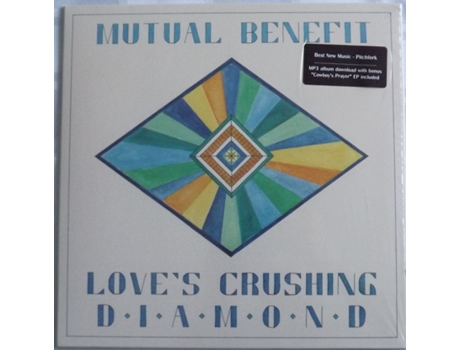 Vinil Mutual Benefit - Love's Crushing Diamond