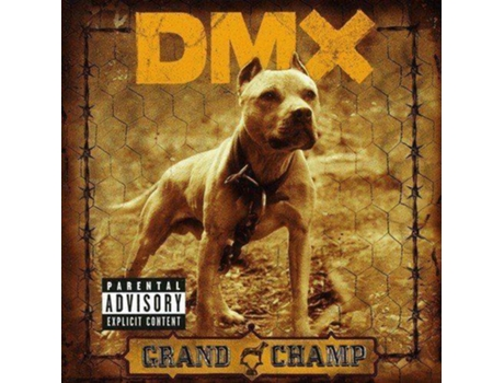 CD DMX - The Grand Champ — Pop-Rock