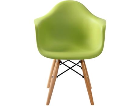 Cadeira para criança CSD Neo Criança (Verde - PP - 56.5 x 42 x 41 cm)