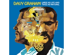CD Davy Graham - Large As Life And Twice As Natural