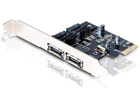 Placa PCI CONCEPTRONIC Express Card SATA 600 — 6 Gbit/s