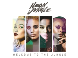 CD Neon Jungle - Welcome to the Jungle — Pop-Rock