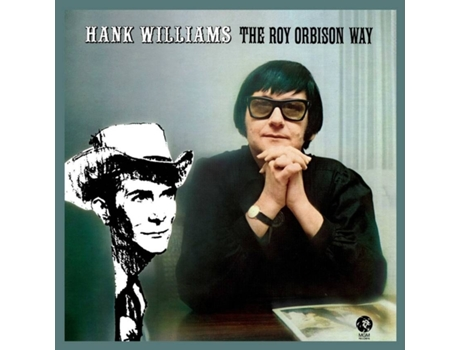 Vinil Roy Orbison:Hank Williams The Roy — Pop-Rock