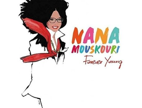 CD Nana Mouskouri - Forever Young (Limited Edition) — Pop-Rock