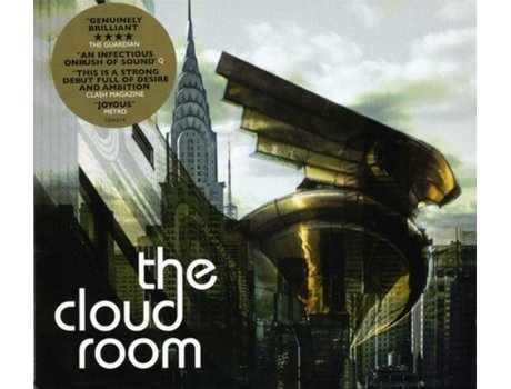 CD The Cloud Room - The Cloud Room