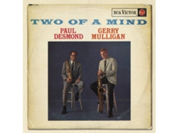 CD Paul Desmond/Gerry Mulligan - Two of a Mind — Jazz