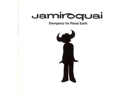 CD Jamiroquai - Emergency On Planet Earth