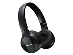 Auscultadores Bluetooth PIONEER SE-MJ553BT (On Ear - Microfone - Preto) — On Ear | Microfone | Atende chamadas