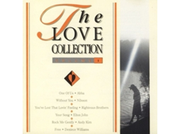 CD The Love Collection - Volume One