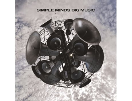 CD/DVD Simple Minds - Big Music (Deluxe Edition) — Pop-Rock