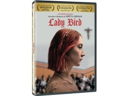 DVD Lady Bird — De: Greta Gerwig | Com: Saoirse Ronan, Laurie Metcalf, Tracy Letts