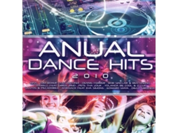 CD Anual Dance Hits 2010 — House / Electrónica