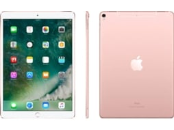 iPad Pro 10.5'' APPLE Wi-Fi + Cellular 64GB Rose Gold — 10.5'' | 64 GB | iOS 10