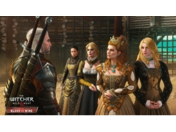 Jogo PS4 The Witcher 3 -  Wild Hunt Blood and Wine Expansion — RPG | Idade Mínima Recomendada: 18