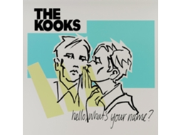 Vinil The Kooks - Hello What's Your Name? — Pop-Rock