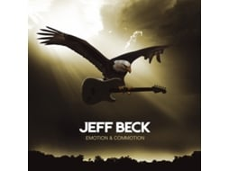 Vinil Jeff Beck - Emotion And Commotion — Pop-Rock