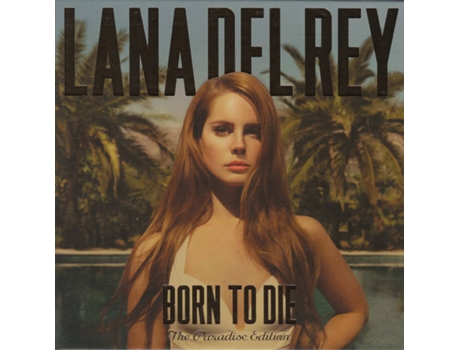 CD Lana Del Rey - Born to Die (Repackage) — Pop-Rock