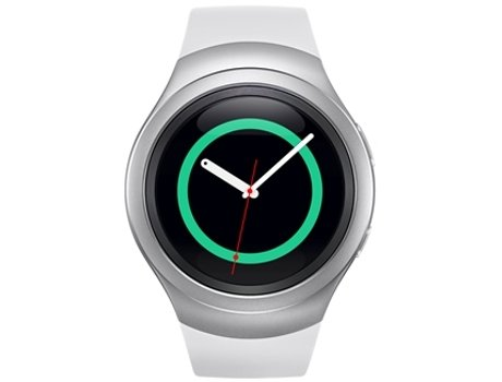 Smartwatch SAMSUNG Gear S2 Branco — Android / 250 mAh