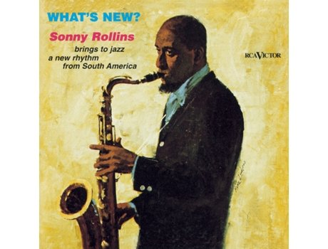 CD Sonny Rollins - What's New — Jazz